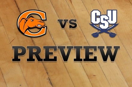 Campbell vs. Charleston Southern: Full Game Preview