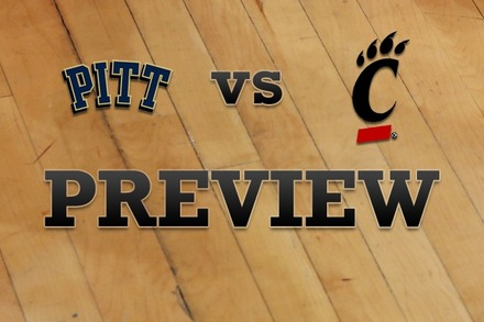 Pittsburgh vs. Cincinnati: Full Game Preview