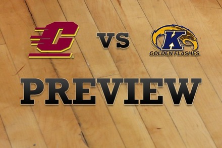 Central Michigan vs. Kent State: Full Game Preview