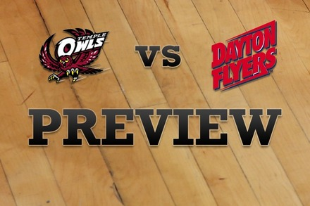 Temple vs. Dayton: Full Game Preview