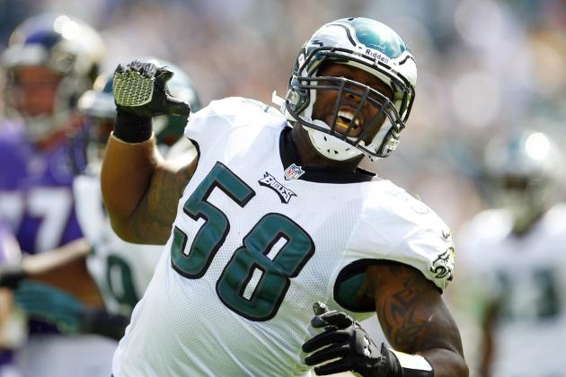 Source: Eagles DE Cole Recovering from Hand Surgery