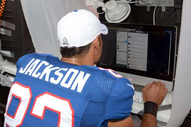 Should NFL Teams Police Players' Twitter Accounts?