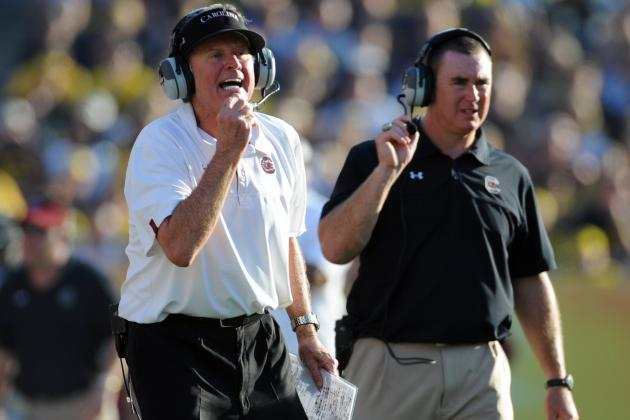 Spurrier Offers Thoughts on Assistants Interviewing for Jobs