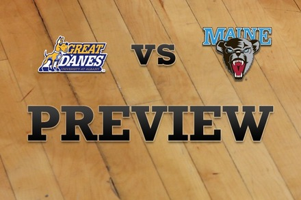 Albany vs. Maine: Full Game Preview