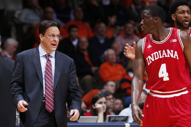 Indiana Basketball: Hoosiers Who Need to Pick Up Their Game After Illinois Loss