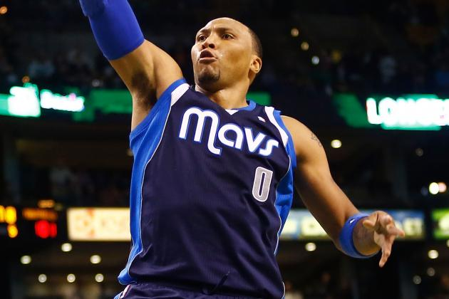 Shawn Marion: 'I'm Not Going' If Traded to Bad Team