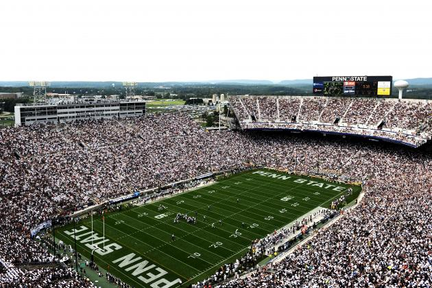 Penn State's Plan for $60 Million Hit