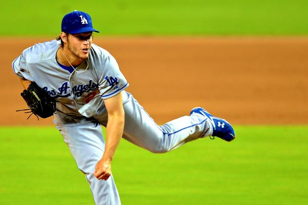 Dodgers, Kershaw Have
