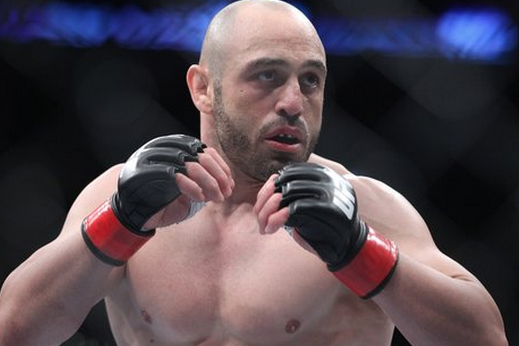 Manny Gamburyan Reportedly out of UFC 157 Fight with Chad Mendes