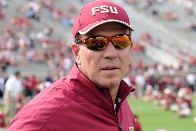 FSU's Jimbo Fisher to Interview Candidates Next Week for Coaching Vacancy