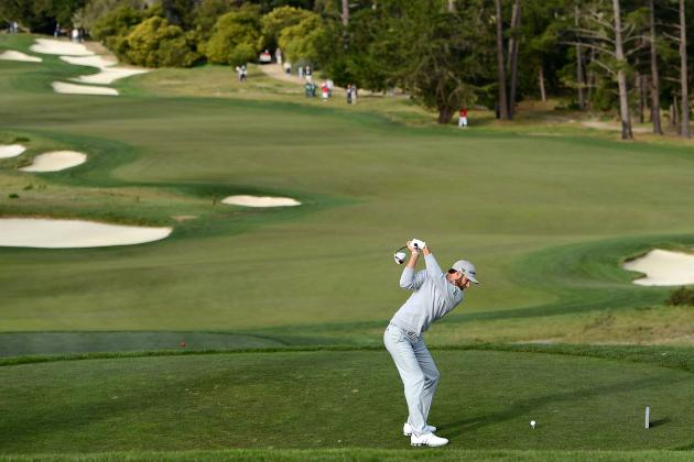 Pebble Beach Pro Am 2013: Dustin Johnson Is Golfer to Watch over Weekend