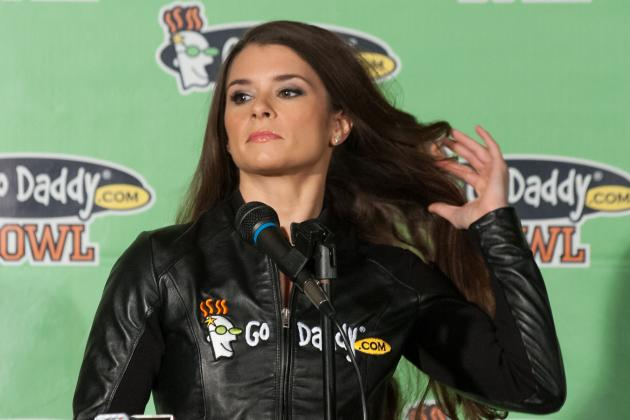 Danica Patrick Acquires 2012 Sprint Cup Owner Points