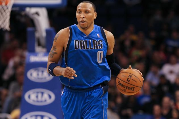 Mavericks' Shawn Marion Would Reject Trade to a Struggling Franchise