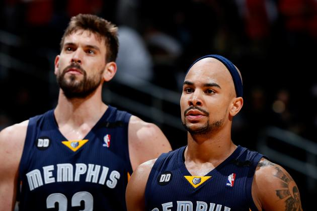 Warriors vs. Grizzlies:  Players Who Need to Get Memphis Back on Track