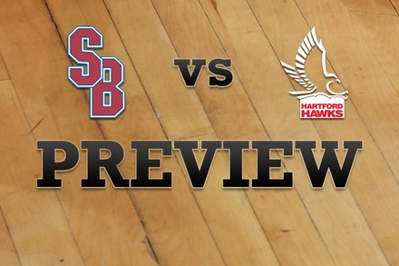 Stony Brook vs. Hartford: Full Game Preview