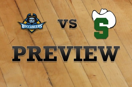 East Tenn State vs. Stetson: Full Game Preview