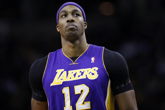 Dwight Howard Cannot Allow Outside Influences to Affect Shoulder Injury Recovery