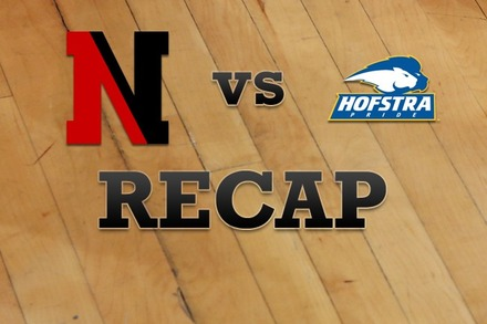 Northeastern vs. Hofstra: Recap, Stats, and Box Score
