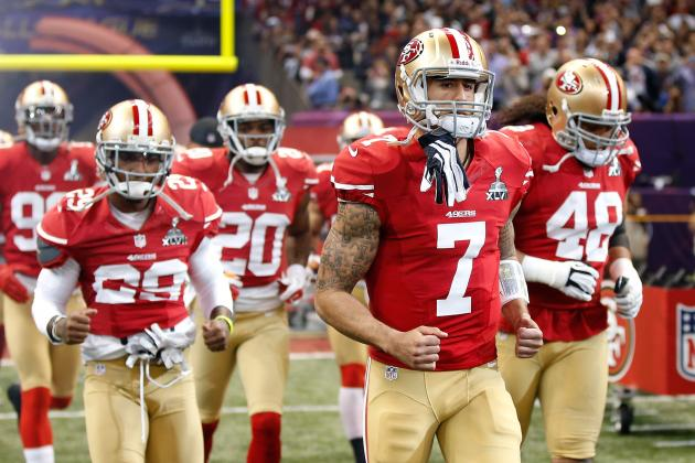 Colin Kaepernick Will Lead 49ers to Super Bowl Victory in 2013-14 Season