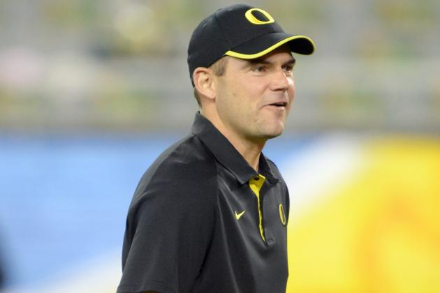 Helfrich Breaks Down the Recruiting Class, with Video Highlights