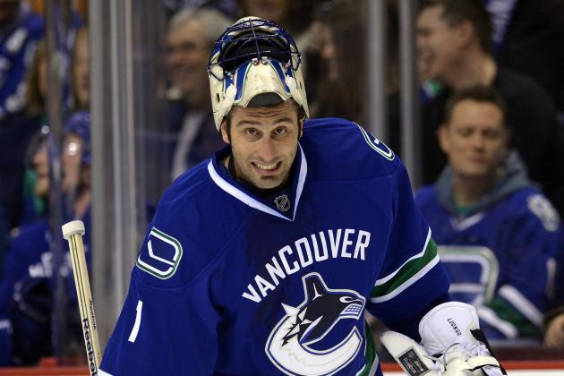 Should the Buffalo Sabres Pursue Roberto Luongo?