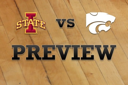 Iowa State vs. Kansas State: Full Game Preview
