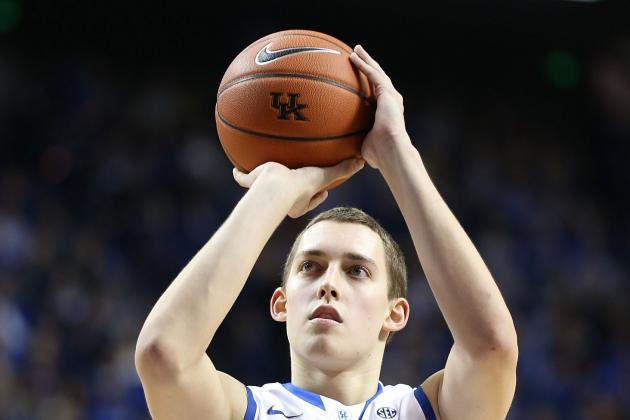 Kentucky Wildcats Basketball:  Is Kyle Wiltjer the Top Sixth Man in the Country?