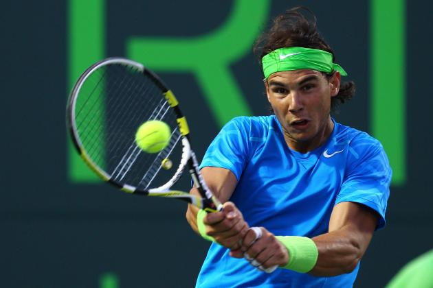 Rafael Nadal Must Limit Hard-Court Action in Order to Prolong His Tennis Career
