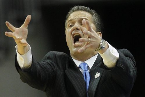 Calipari: All the Cats Need Is Love