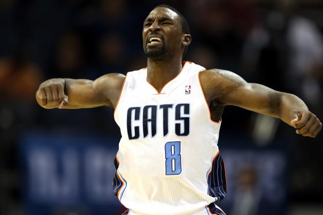 Nets, Bobcats Discussing Gordon, Humphries