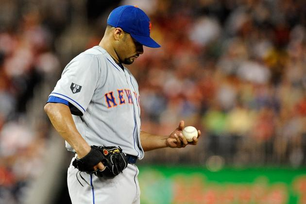 John Buck says Johan Santana was tipping his pitches lastyear