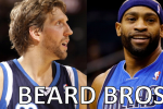 Dirk, Mavs Won't Shave Beards Until They Reach .500