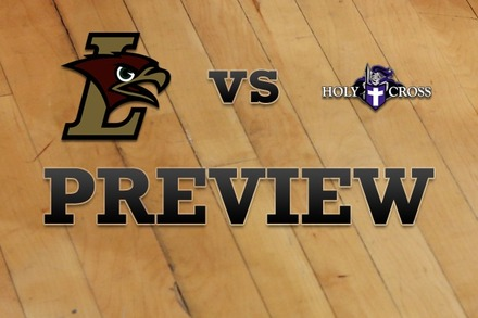 Lehigh vs. Holy Cross: Full Game Preview