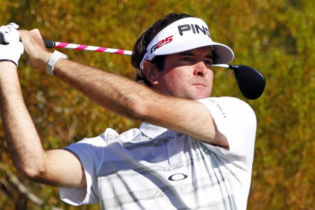Predicting Whether Bubba Watson Will Rise or Fall in 2013