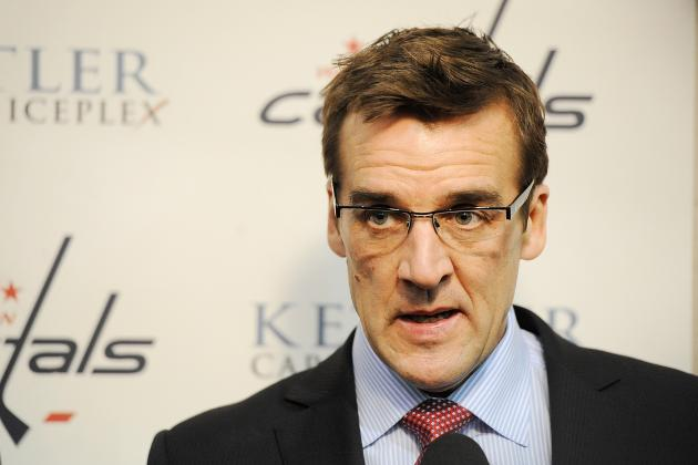 George McPhee: Capitals Need Fewer Penalties, Better Goaltending
