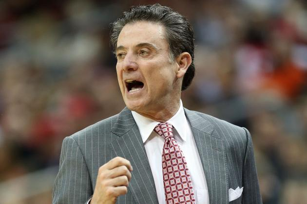 BOZICH: Pitino a Fan of College Basketball's Bizarre Season