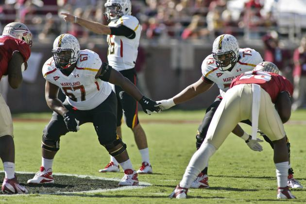 Maryland DE Isaiah Ross Suspended for One Year; OL Pete White Leaves Team