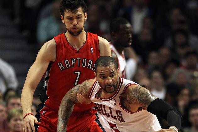 Chicago Bulls Must Run from Andrea Bargnani Trade Talks as Fast as They Can