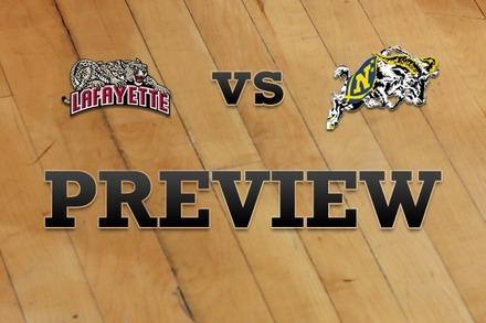 Lafayette vs. Navy: Full Game Preview