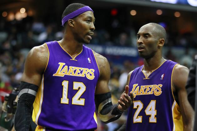 Lakers News: Latest on Kobe Bryant's Thoughts on Dwight Howard's Injury and More