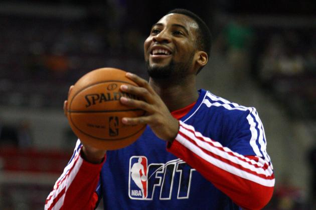 Andre Drummond out Tonight vs. Spurs