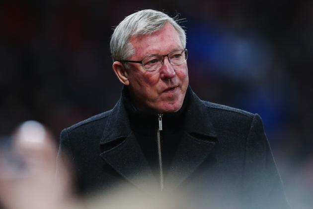 Sir Alex Ferguson to Rotate vs Everton and Real Madrid