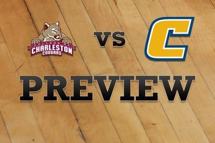 Charleston vs. Chattanooga: Full Game Preview