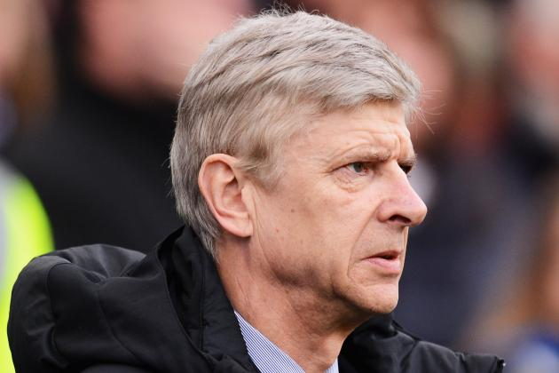 Wenger on Doping: 'I'd Like Blood Testing in EPL'