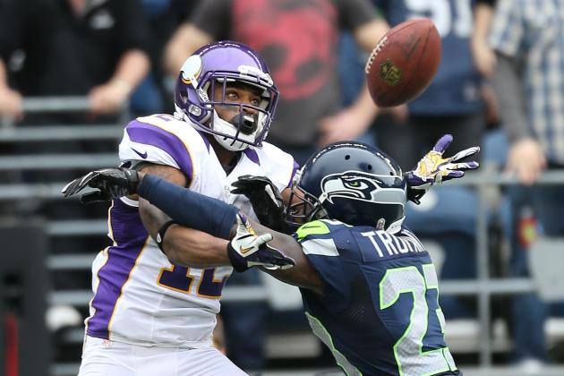 Vikings GM Plays It Coy on Future of Percy Harvin