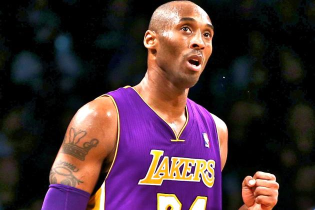 L.A. Lakers vs. Charlotte Bobcats: Live Score, Results and Game Highlights