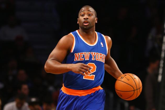 New York Knicks: Comparing Raymond Felton's Two Stints with the Knicks