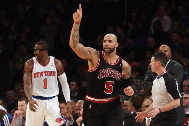 Bulls Would Be Losers in Proposed Boozer for Bargnani Swap