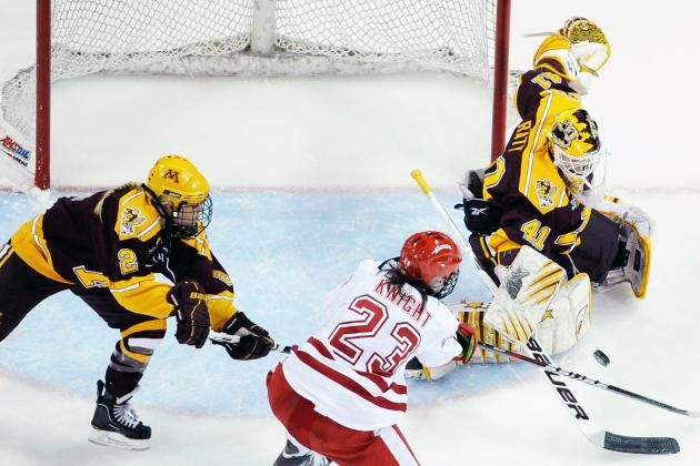 Noora Raty Breaks NCAA Wins Record as Gophers Clinch WCHA Title