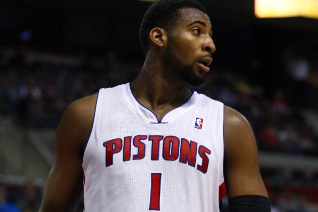 Reports: Andre Drummond out 4-6 Weeks